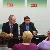Photo taken at Sede PSOE -A de Cordoba by Pepe V. on 11/8/2012