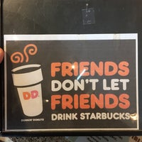 Photo taken at Dunkin' Donuts by James M. on 4/27/2017