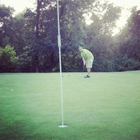 Photo taken at Berry Hill Golf Course by Ryan B. on 8/30/2013