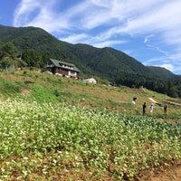 Photo taken at 大月エコの里 by Kenji F. on 9/21/2014
