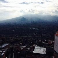 Photo taken at I.E Federico Carrasquilla by Juan Felipe V. on 4/24/2014