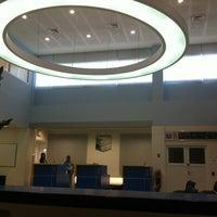 Photo taken at Chevron Hangar by Dhanuwat L. on 10/30/2012