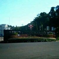 Photo taken at Universitas Pendidikan Indonesia (UPI) by rangga aditya p. on 6/30/2013