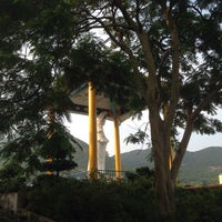 Photo taken at Stanley Kwun Yum Temple by Mike on 9/6/2014