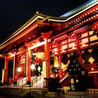 6/19/2013 tarihinde Yoshiki I.ziyaretçi tarafından Senso-ji Temple'de çekilen fotoğraf