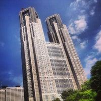 Foto tirada no(a) Tokyo Metropolitan Government Building por Yoshiki I. em 5/20/2013