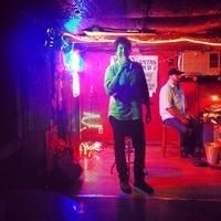 Photo taken at Santa's Pub by Matt D. on 7/17/2013