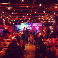 Photo taken at Hill Country Barbecue Market by Matt D. on 10/31/2012