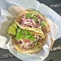 Photo taken at Mas Tacos Por Favor by Matt D. on 7/16/2013
