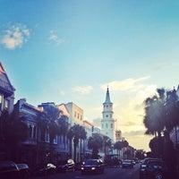 Photo taken at Charleston, SC by Matt D. on 6/22/2013