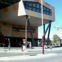 Photo taken at North Metropolitan TAFE Library, Northbridge campus by Triya P. on 3/13/2013