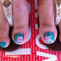 Photo taken at Hot Nails by Tina L. on 7/27/2013