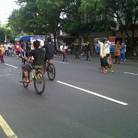 Photo taken at Solo Car Free Day by Fifi U. on 3/23/2013