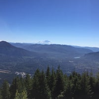Photo taken at Mount Si Summit by Angela F. on 9/1/2017