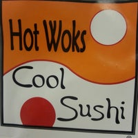 Photo taken at Hot Woks Cool Sushi by Charmaine *. on 5/3/2013