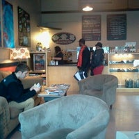 Photo taken at LilyBean Coffee Shop by Jay W. on 4/4/2013