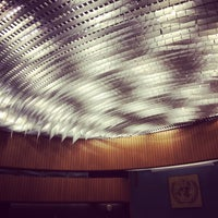 Foto scattata a UNECE Geneva da Lynn P. il 4/1/2015