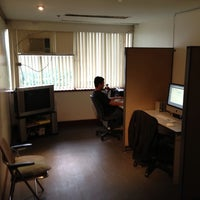 Photo taken at KCh Editing Room and Studio by Jaypee Z. on 8/6/2013