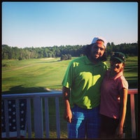 Photo taken at Nonesuch River Golf Club by Jordan H. on 8/11/2013