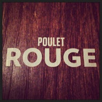 Photo taken at Poulet Rouge by Ilicco on 11/7/2013