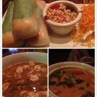 Photo taken at Basil Thai Cuisine by Leona R. on 11/10/2012
