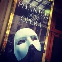 6/13/2013 tarihinde Cruz T.ziyaretçi tarafından Her Majesty's Theatre'de çekilen fotoğraf
