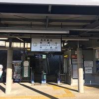 Photo taken at Tobu-Takezawa Station (TJ34) by ハブさん T. on 4/22/2017