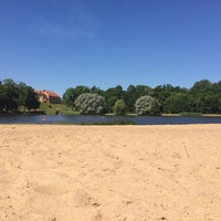 Photo taken at Городской пляж by Наталья С. on 6/10/2014