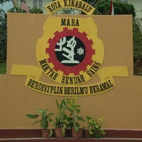 Photo taken at Maktab Rendah Sains MARA by Qaisara D. on 4/20/2013