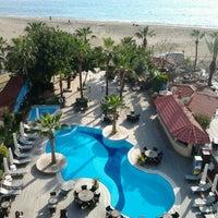3/20/2013 tarihinde Süleyman K.ziyaretçi tarafından Savk Hotel Alanya'de çekilen fotoğraf