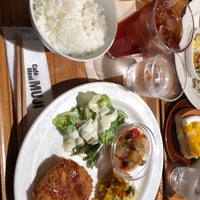 8/4/2018にMizuki I.がCafé & Meal MUJIで撮った写真