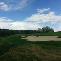 Photo taken at Castle Pines Golf Club by Rich B. on 6/15/2013