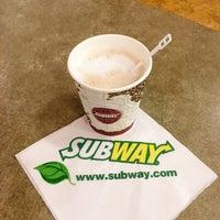 Photo taken at Subway by JESS on 4/14/2017