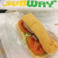 Photo taken at Subway by JESS on 11/2/2017