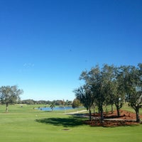 Photo taken at Laurel Oak Country Club by Kathleen H. on 12/19/2012