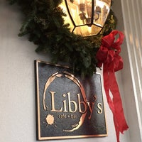 Photo taken at Libby's Cafe & Bar by Kathleen H. on 12/19/2013