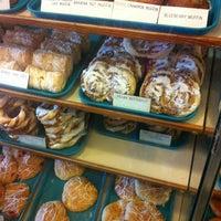 Photo taken at Fredericksburg Bakery by Frances S. on 6/23/2013