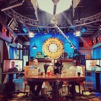 Photo taken at TWiT Brick House Studios by Joey M. on 6/16/2013