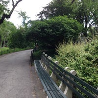 Photo taken at Central Park - Mariners' Gate Playground by George Q. on 5/31/2014