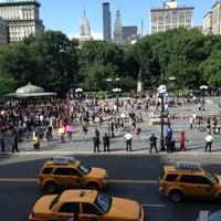 7/14/2013 tarihinde George Q.ziyaretçi tarafından Union Square Park'de çekilen fotoğraf