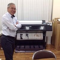 Photo taken at デザインサロン富山 by あかねこ。 on 10/19/2013