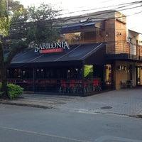 Foto tirada no(a) Babilônia Gastronomia por Marcelo Woellner P. em 5/15/2013