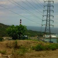 Photo taken at PLTU Pacitan by Ellena H. on 12/24/2012