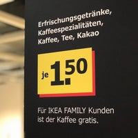 Photo taken at IKEA Restaurant by Andreas S. on 10/21/2017