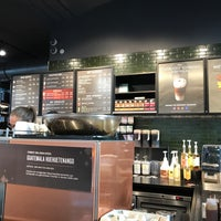 Photo taken at Starbucks by Andreas S. on 9/12/2017