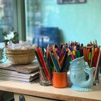 4/6/2017 tarihinde Andreas S.ziyaretçi tarafından Coco COFFICE Coworking Café'de çekilen fotoğraf