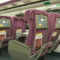 Photo taken at THSR Train by Andreas S. on 3/18/2016