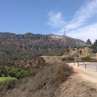 Photo taken at Hollywood Sign View by Andrew K. on 6/23/2013