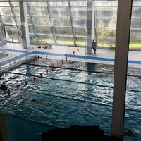 1/25/2015にŞafak Ç.がİTÜ Olimpik Yüzme Havuzuで撮った写真
