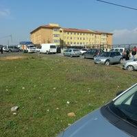 Photo taken at Sultanbeyli lisesi by Sinan I. on 3/24/2013